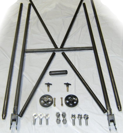 Pro Mild Steel 4-Link Chassis Bracket [S-9046] - $32 25