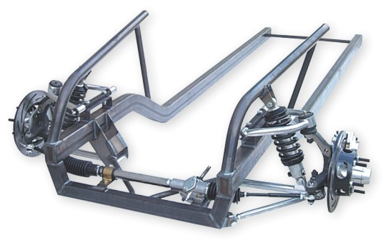 Pinto Front Clip Package - Unwelded [S-2206] - $2,683 40